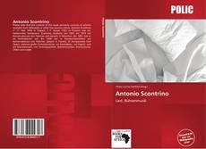 Buchcover von Antonio Scontrino