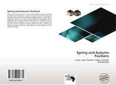 Buchcover von Spring and Autumn Pavilions