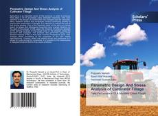 Bookcover of Parametric Design And Stress Analysis of Cultivator Tillage