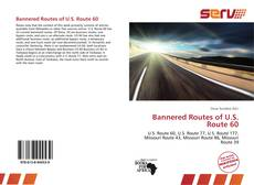 Buchcover von Bannered Routes of U.S. Route 60