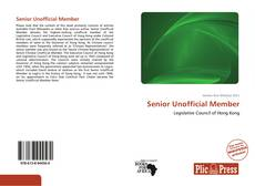 Bookcover of Senior Unofficial Member