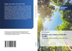 Bookcover of Images and Letters of the Uta Codex