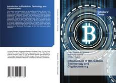 Bookcover of Introduction to Blockchain Technology and Cryptocurrency