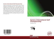 Capa do livro de Seniors International Golf Championship