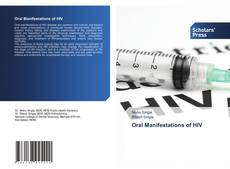 Bookcover of Oral Manifestations of HIV