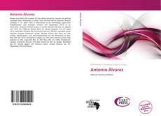 Portada del libro de Antonio Álvarez