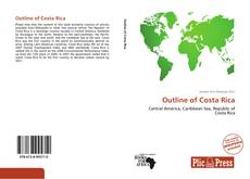 Bookcover of Outline of Costa Rica