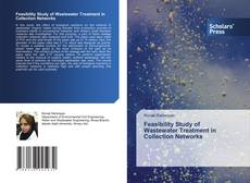 Buchcover von Feasibility Study of Wastewater Treatment in Collection Networks