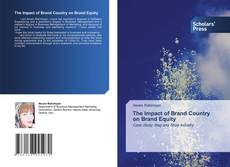 Portada del libro de The Impact of Brand Country on Brand Equity