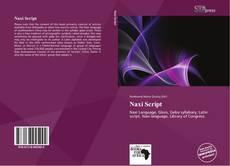 Buchcover von Naxi Script