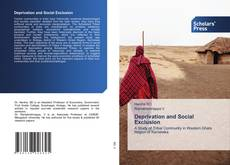 Copertina di Deprivation and Social Exclusion