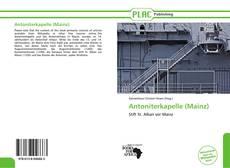 Buchcover von Antoniterkapelle (Mainz)