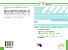 Buchcover von Spring Township, Cherokee County, Iowa