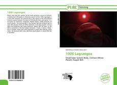 Bookcover of 1006 Lagrangea