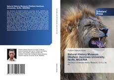 Portada del libro de Natural History Museum Obafemi Awolowo University, Ile-Ife, NIGERIA