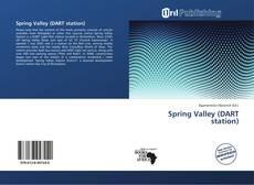 Borítókép a  Spring Valley (DART station) - hoz