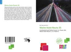 Bookcover of Maine State Route 35