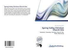 Couverture de Spring Valley Christian Church Site