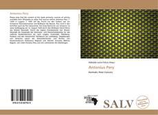 Antonius Pery kitap kapağı