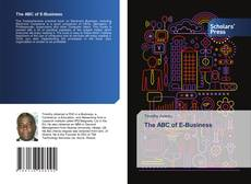 Bookcover of The ABC of E-Business