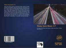 Maine State Route 117 kitap kapağı