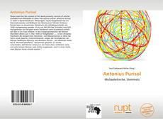 Antonius Purisol kitap kapağı