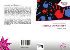 Bookcover of Antonius und Cleopatra