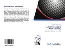 Portada del libro de Antoniuskapelle (Niederernen)