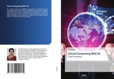 Capa do livro de Cloud Computing With AI