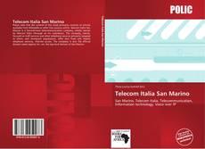 Bookcover of Telecom Italia San Marino