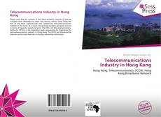 Couverture de Telecommunications Industry in Hong Kong