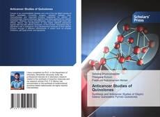Buchcover von Anticancer Studies of Quinolones
