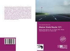 Buchcover von Maine State Route 121