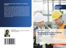 Buchcover von Investigating the Use of Shales in the Drilling Industry