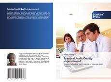 Bookcover of Practical Audit Quality Improvement