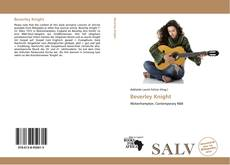 Beverley Knight kitap kapağı