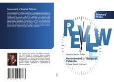Bookcover of Assessment of Surgical Patients