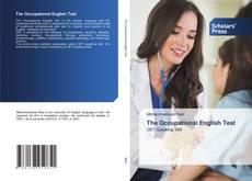 Buchcover von The Occupational English Test