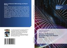 Buchcover von Basics of Research Methodology and Report Writing