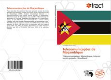 Capa do livro de Telecomunicações de Moçambique