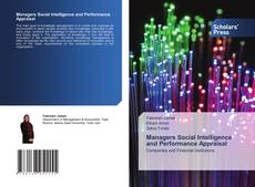 Bookcover of Managers Social Intelligence and Performance Appraisal