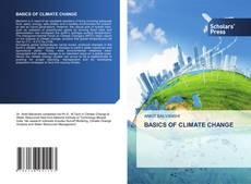 Buchcover von BASICS OF CLIMATE CHANGE