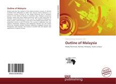 Portada del libro de Outline of Malaysia
