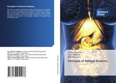 Capa do livro de Concepts of General Anatomy