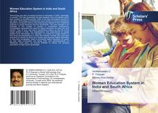 Bookcover of Women Education System in India and South Africa