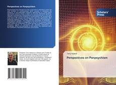 Обложка Perspectives on Panpsychism