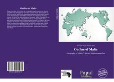 Outline of Malta的封面