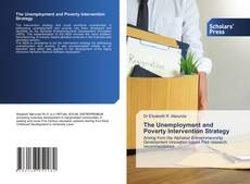 Buchcover von The Unemployment and Poverty Intervention Strategy