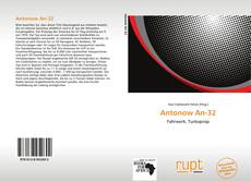 Couverture de Antonow An-32