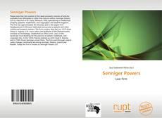 Buchcover von Senniger Powers